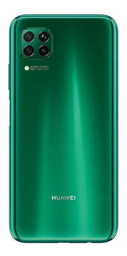 huawei p40 lite 128gb crush green + balanza inteligente