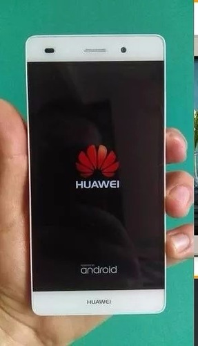huawei p8 lite color blanco