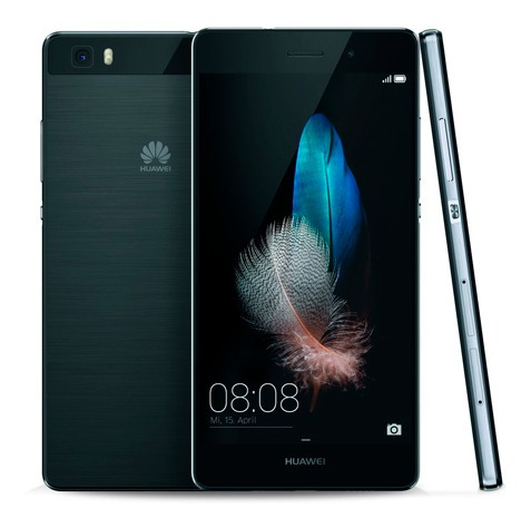 huawei p8 lite lte negro 5.0  hd octacore 13mp 2gb- tecsys!!