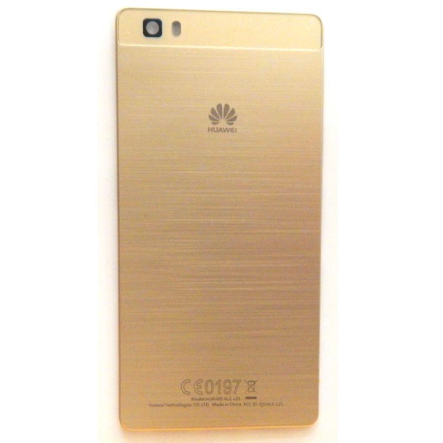 853642acdaaaa Huawei P8 Lite Tapa Trasera Dorado Ale L23 L21 G Elite -   109.00 en ...