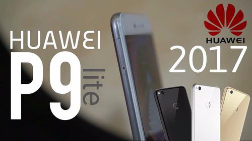 huawei p9 lite 2017 nuevo sellado y con garantia 16 int
