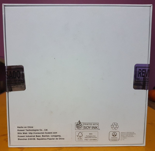 huawei p9 lite 4g lte 16gb caja sellada libre de fábrica