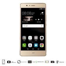 huawei p9 lite dorado celular libre + band honor