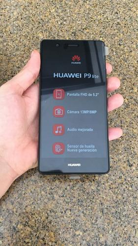 huawei p9 lite libre 16gb caja nuevo