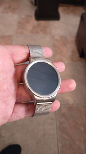 huawei watch 42mm stainless steel con correa acero en malla