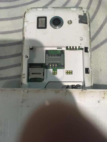 huawei y321 placa mala con pantalla, táctil y pila buen