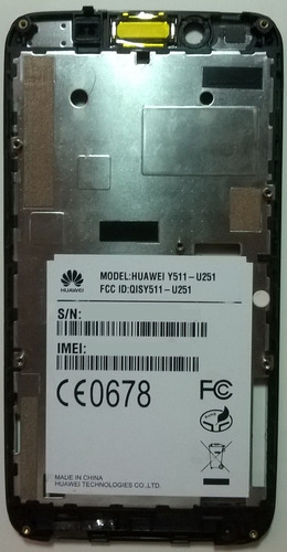 huawei y511 - u251 partes disponibles