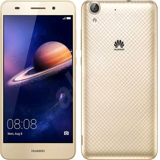 Huawei Y6 Ii 2 Dos Ram 2gb Frontal 8mp 55 16gb Android 6