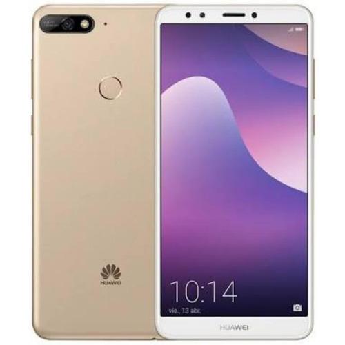 huawei y7 2018 16gb ram 2gb dual sim libre d fabrica- dorado