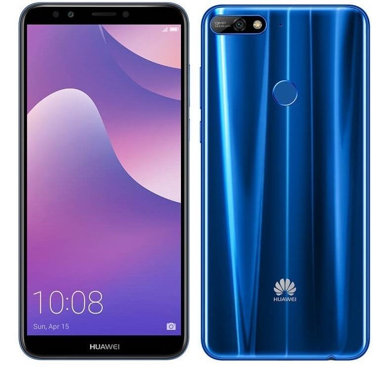 1678c8c302c Huawei Y7 2018 Ldn-lx3 16gb + 2gb Ram 13mpx Libre Msi - $ 3,499.00 ...