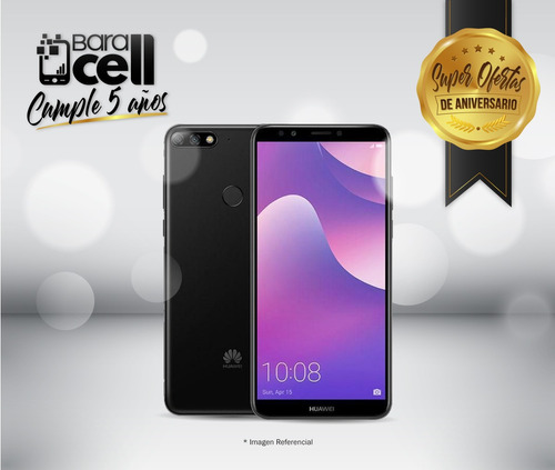 huawei y7 2018 ldn-lx3dsla 4g dual gsm 2+16gb, 13mpx 5pulg