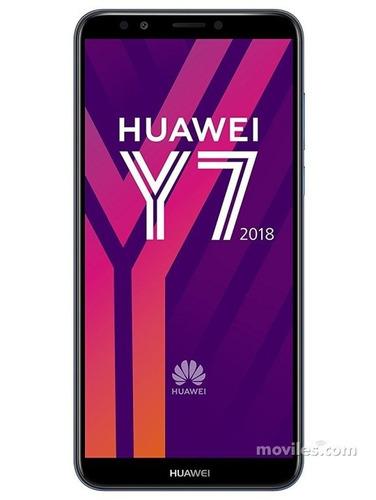 huawei y7 2018 +memoriaexterna16gb+asesoria nuevo/local