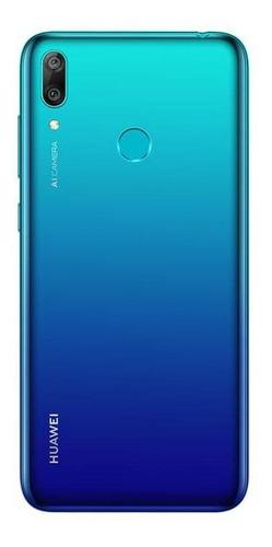 huawei y7 2019 32gb rom 3gb ram azul liberado