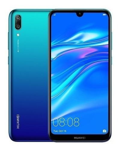 huawei y7 2019 3gb/32gb dual sim tela 6.26 global