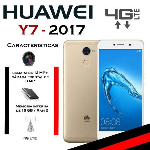 huawei y7 - 4g lte (2017)