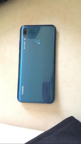 huawei y9 2019 azul