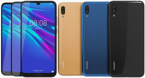 huawei y9 prime 128gb+mica+2cases