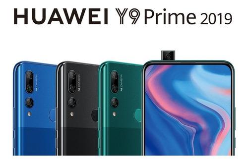huawei y9 prime 2019 128gb 4gb ram libre de fabrica sellado