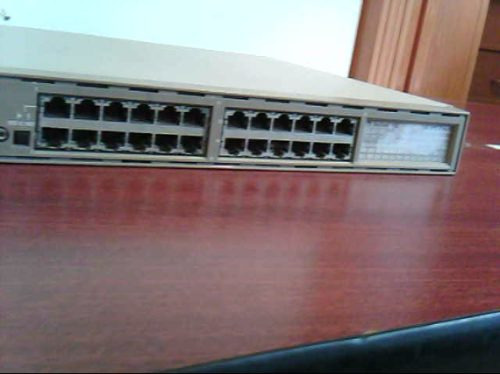 hub baynetworks 24 puertos  puerto fibra