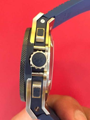 hublot big bang 44mm chronograph blue