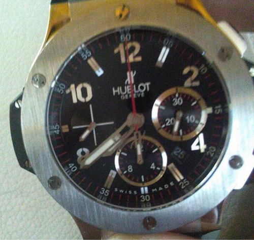 hublot big bang 44mm stainless steel