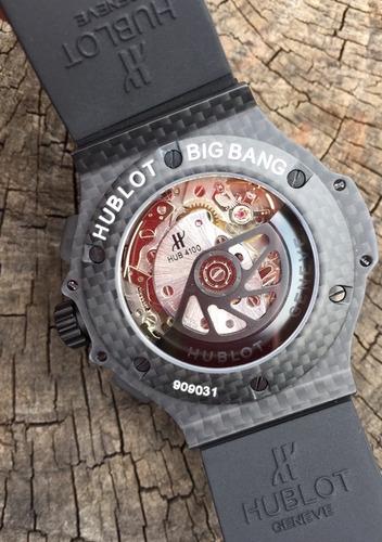 hublot big bang all carbon fiber chronograph 44mm