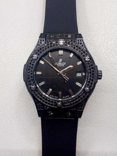 hublot zirconium edición especial black
