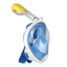9916a7d55 Snorkel Full Face - Antiparras y Snorkels en Mercado Libre Argentina