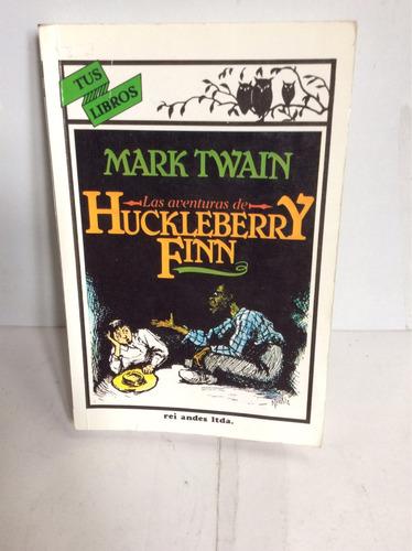 huckleberry finn, por mark twain