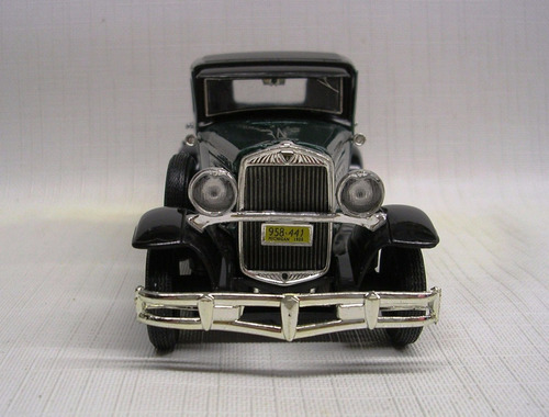 hudson 1930.signature models - 1/32. nuevo. exclusivo.