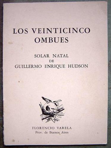 hudson, catalogo de los veinticinco ombues