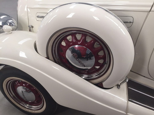hudson six de coleccion año 1935 permuto como nuevo