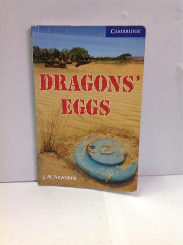 huebos de dragon (en inglés), j. m. newsome