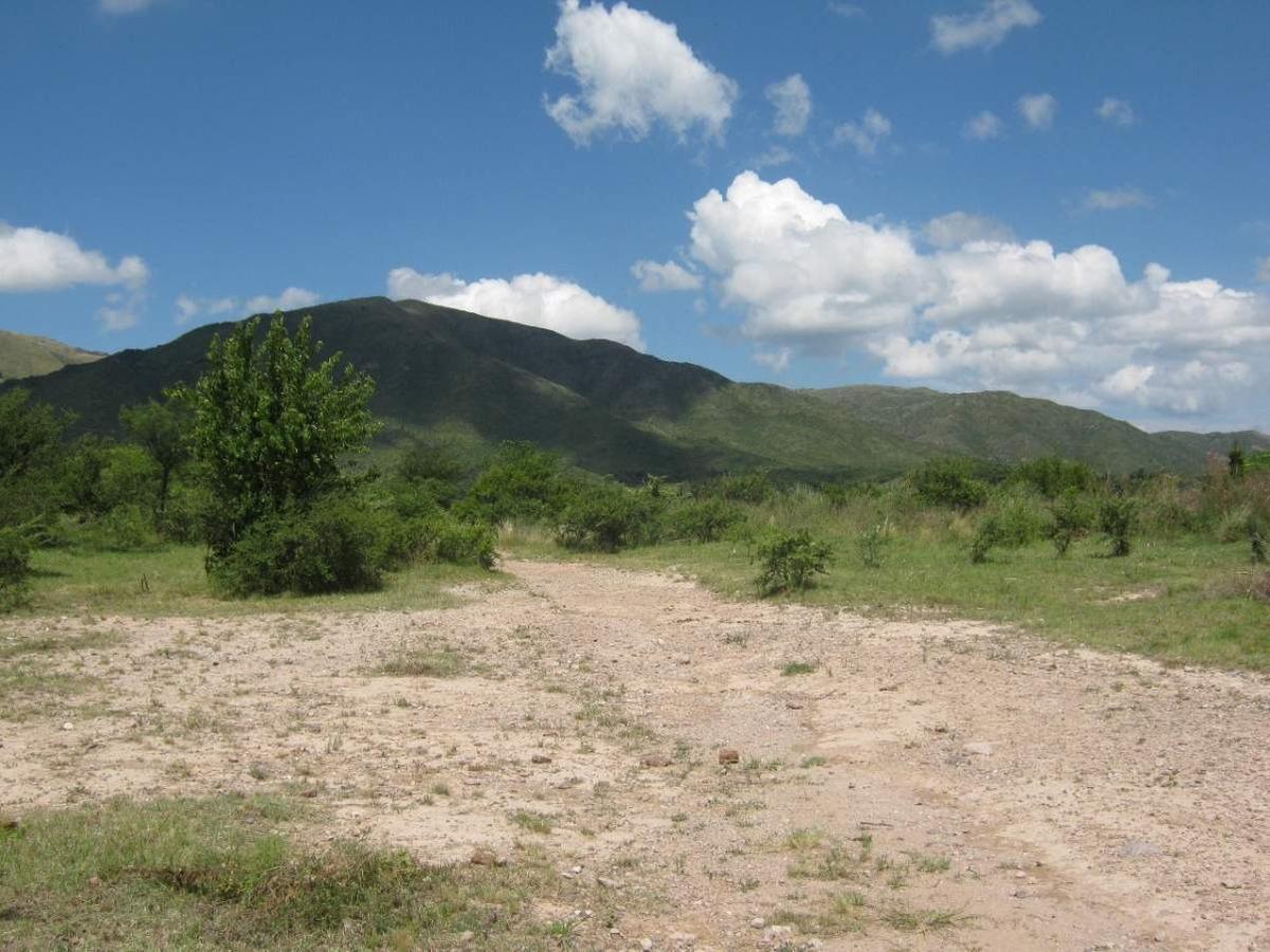 huerta grande loteo con vista panoramica unica