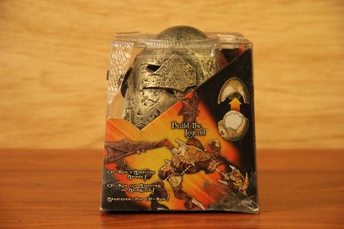 huevo de dragon mega blocks war