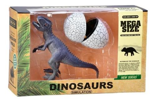 huevo dinosaurio nace hijo dino juguete original niños muñec