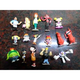 Huevo Jack Cartoon Network Lote X 16 Diferentes Grande