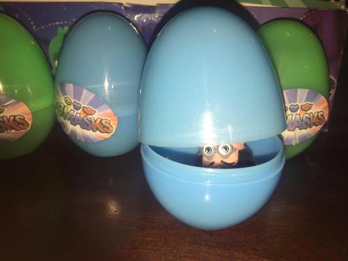 huevo pjmask sorpresa dentro del huevo romeo catboy gekko