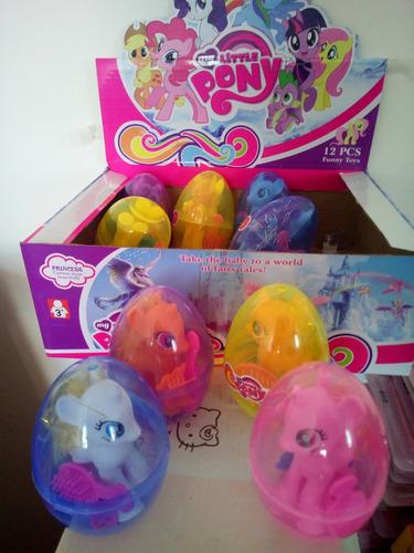 huevo sorpresa frozen pony pijamasks paw patrol trolls 10cm