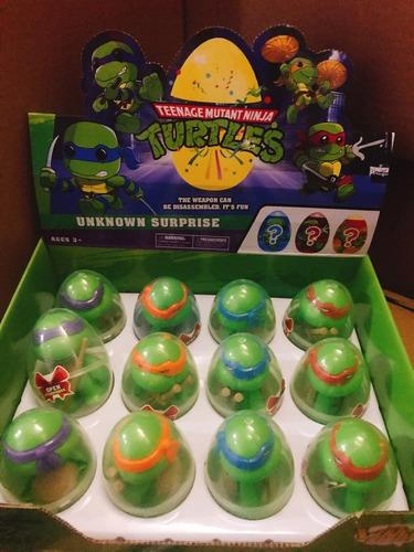 huevo sorpresa lol los increibles tortugas ninja dinosaurios