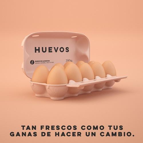 huevos banco de alimentos- productos virtuales donación real