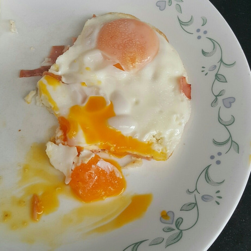 huevos campesinos deliciosos