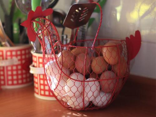 huevos de campo a domicilio