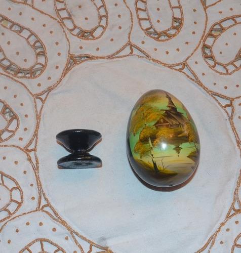 huevos decorativos de pascua.