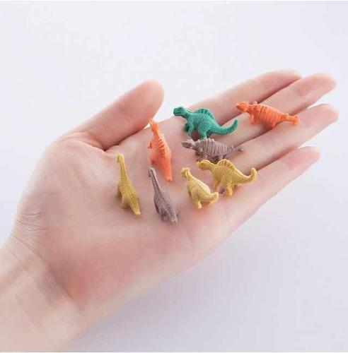 huevos dinosaurios con gomas gomitas de borrar souvenir