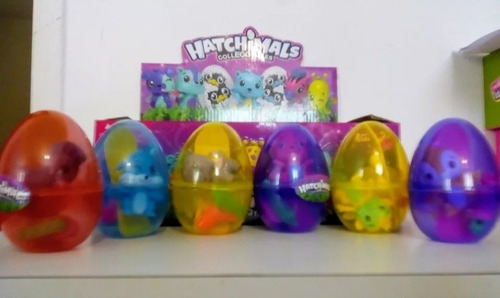 huevos sorpresa shopkins paw patrol hatchimals 10cm