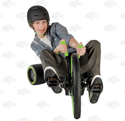 huffy green machine rt 20  tricycle xtreme p