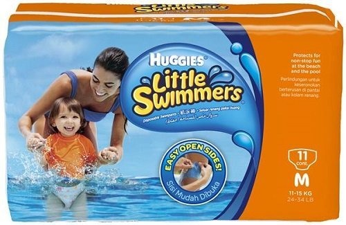 ce85932e4 Huggies Little Swimmers Bañadores Desechables Medium Pack 1 ...