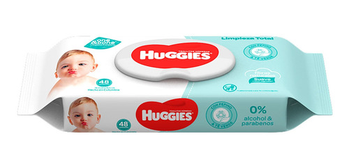 huggies toallitas one and done 48 - bebés y niños