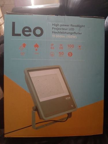 hugh powor floodlight projecteur led